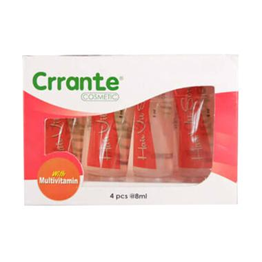 REVIEW Crrante Hair Vit Serum Rambut [4 pcs] Terlaris