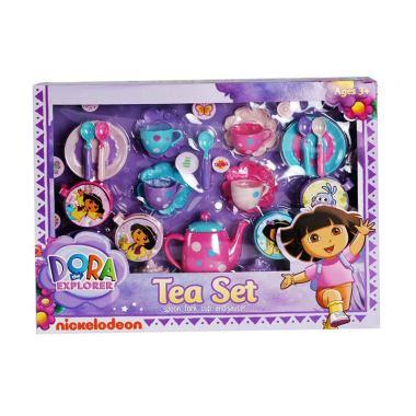 Nickelodeon Dora Tea 01 Set Mainan Anak