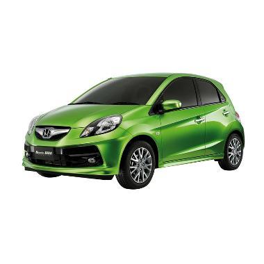 Custom Body Cover Mobil for Mobil Honda Brio - Silver