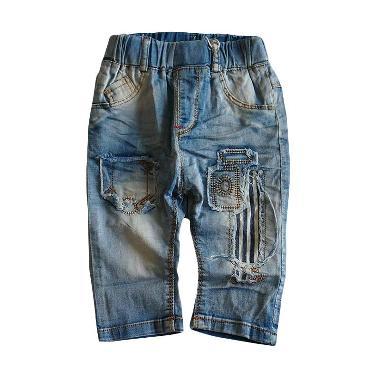 Boy Fashion Jeans GZ4031 Jeans Anak