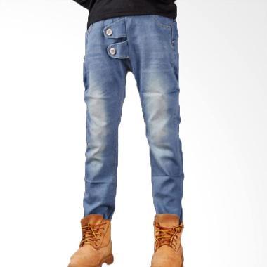 Cutevina Boy Fashion Long Jeans GZ4039 Celana Anak
