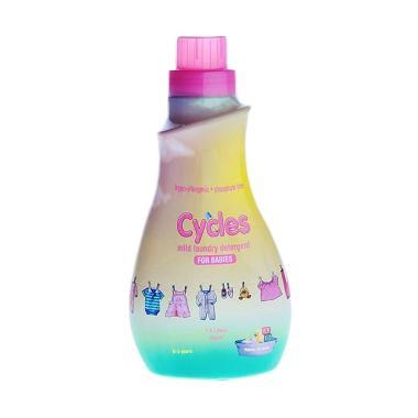 Cycles Mild Laundry Detergent [1.5L]