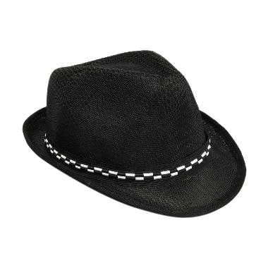 D&D Hat Collection Fedora Jazz Moti ...