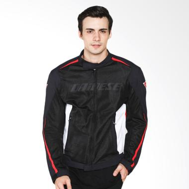 Dainese Hydra D-Dry Jaket Motor - Black White Red 8fb3e501b4