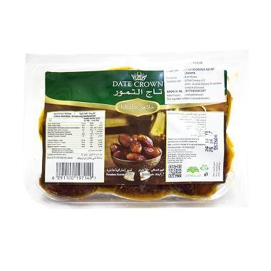 harga Date Crown Khalas Premium Kurma [250 g] Blibli.com
