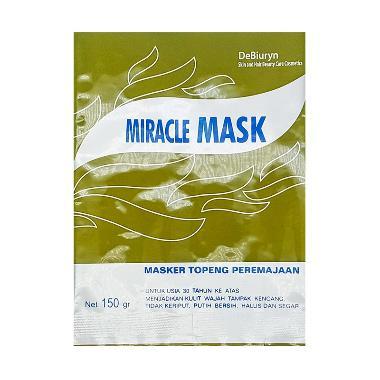 DeBiuryn Body Milky Mask l Masker Susu Pemutih Badan... Rp 84.000 Rp 160.000 47% OFF. Debiuryn ...