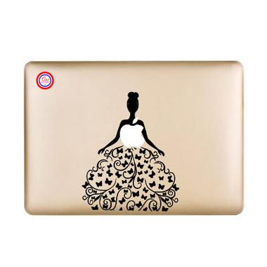Decal Bride Dress Sticker for Macbook