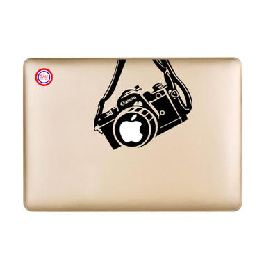 Decal Camera Cannon Sticker for Macbook