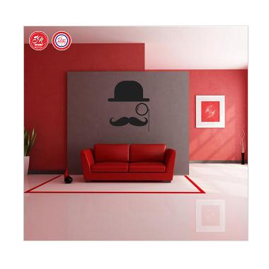 Decal Man Wall Sticker