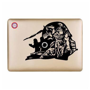 Decal Stars Wars Palpatine Sticker for Macbook