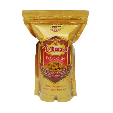 Dekarrel Popcorn Caramele Mush Aluminium Bag Cemilan