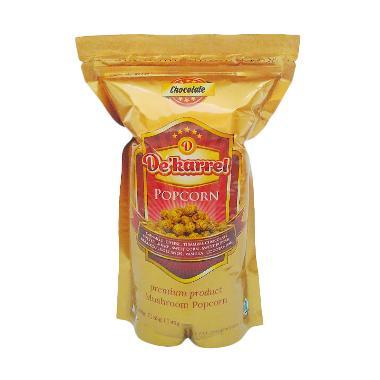 Dekarrel Popcorn Matang Chocolate Mush Aluminium Bag