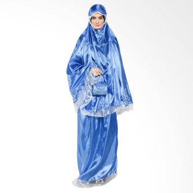 Delarosa M-1500103 Blue Mukena