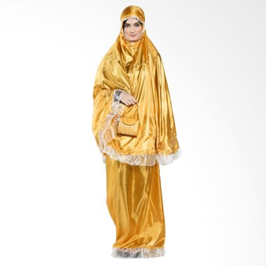 delarosa_delarosa-m-1500106-yellow-old-mukena_full01 Mukena Cantik Terlaris beserta dengan Harganya untuk bulan ini