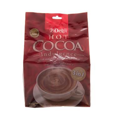 PROMO Delfi Hot Cocoa Indulgence DF50000