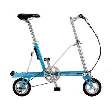 Jual Delta Cycle Carry Me Sd Blue Sepeda Lipat Online Harga Amp Kualitas Terjamin Blibli Com