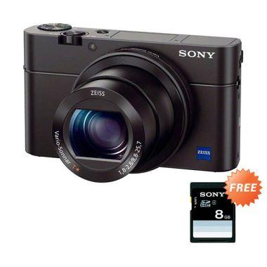 SONY RX100 M3 Kamera Pocket         ...