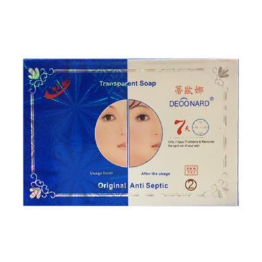 Deoonard Cream Blue with Sabun [perawatan jerawat]