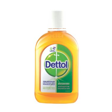 PROMO Dettol Liquid Antiseptik Cair [500 mL]