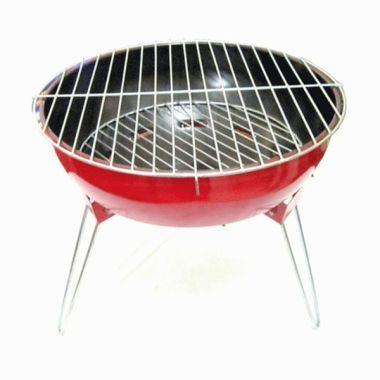 Maspion Mastro Grill Merah Alat Pemanggang [32 cm]