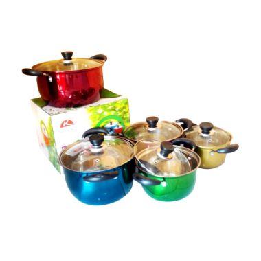 Panci Stainless Riu Xing Terbaru Di Kategori Peralatan