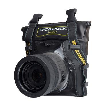 Dicapac WP-S5 Waterproof Case for Kamera DSLR