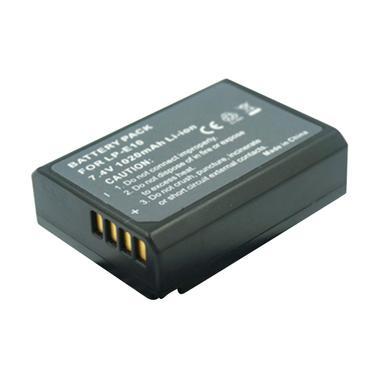 Digital LPE 10 Baterai Kamera