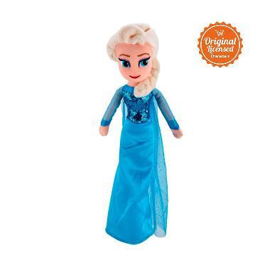 Disney Frozen Plush Elsa Boneka [16 Inch]