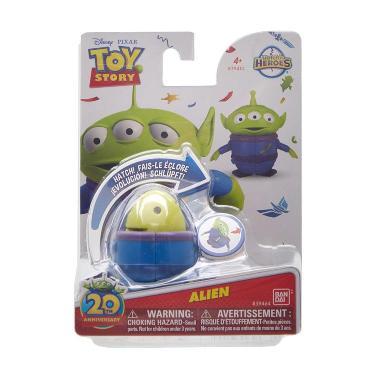 Disney Hatch Egg Toys Story Allien Mainan Anak
