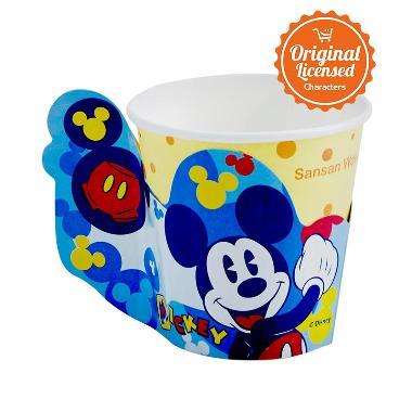 Disney Mickey Mouse Gelas Birthday