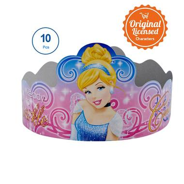 Disney Princess Party Cap Set [10 pcs]