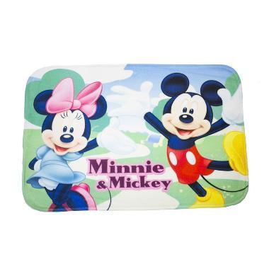 Dixon Character Mickey Minnie Keset Busa - Multicolour [40x60 cm]