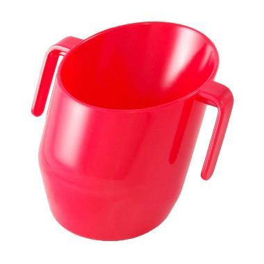Doidy Cup Alat Makan Bayi - Red