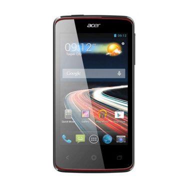Acer Liquid Z4 Hitam Smartphone