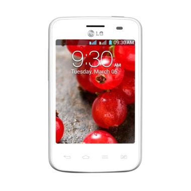 LG L3 Putih Smartphone [Dual SIM]   ...