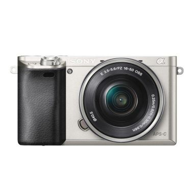Sony Alpha a6000 L 16-50mm Silver K ...