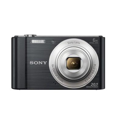 Sony W810 Digital Hitam Kamera Pock ...