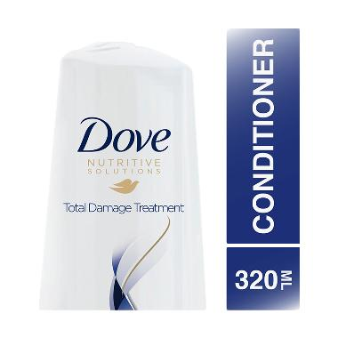PROMO..!!! Dove  Conditioner Total Damage Treatment 320ml Terbagus