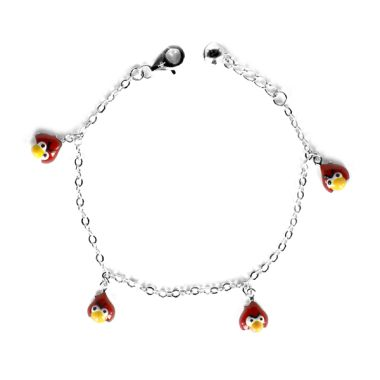 Dparis Angry Bird Baby Bracelet Sil ...