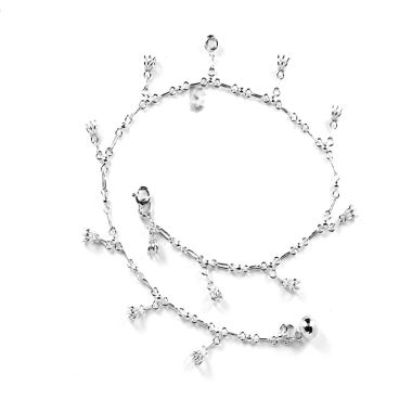 Dparis Chain Ankle Bracelet         ...