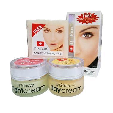 Dr Pure Whitening Cream