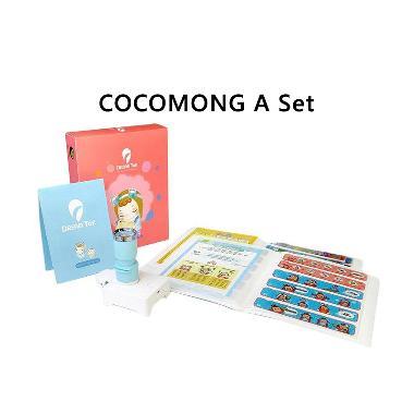 DreamTok COCOMONG A Set Story Educa ... ild Film Projector - Blue