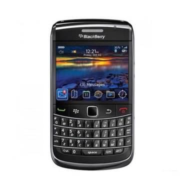 Blackberry Bold 9700 Onyx Hitam Smartphone