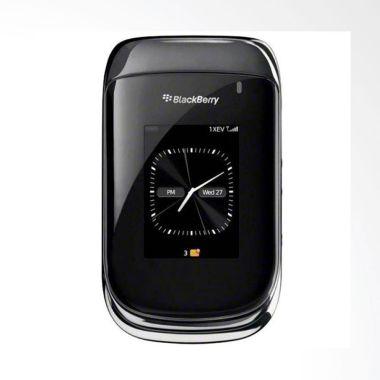 BlackBerry Style 9670 Hitam Smartph ...