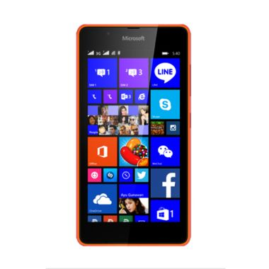 Jual Lumia Microsoft 540 Orange Smartphone [8 GB] Harga Rp 1578000. Beli Sekarang dan Dapatkan Diskonnya.