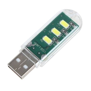 CCC USB LED Lampu Emergency         ...