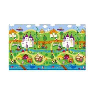 Dwinguler Fairy Tale Land Medium Playmat Alas Lantai