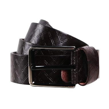 Eagle Leather Casual Belt E 155-C Brown Ikat Pinggang