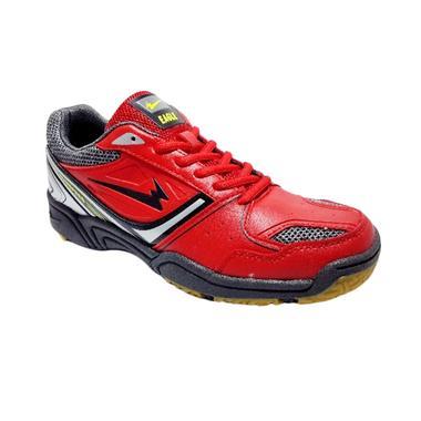 Eagle Winspeed Sepatu Badminton - Merah