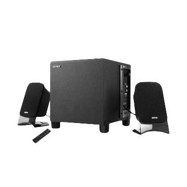 harga Edifier XM2PF Multimedia Speaker With FM Radio - Hitam Blibli.com